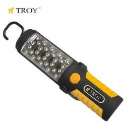 TROY 28052 Şarjlı LED...