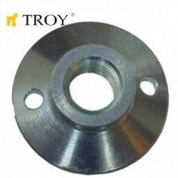 Коничен диск за ъглошлайф / Troy /
