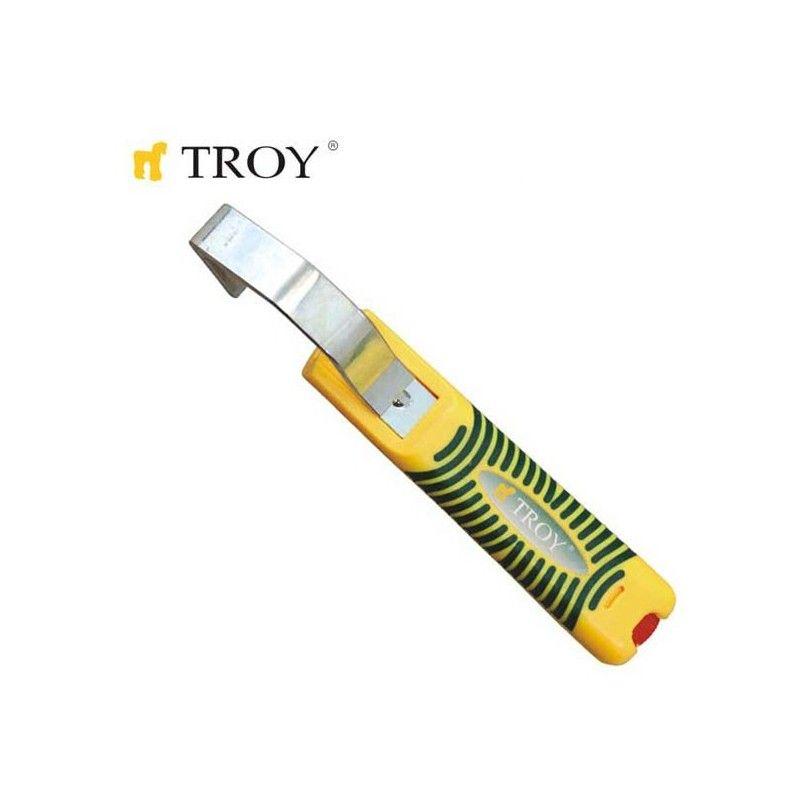 Инструмент за оголване на кабели Ø 37-47 мм / TROY 24002 /
