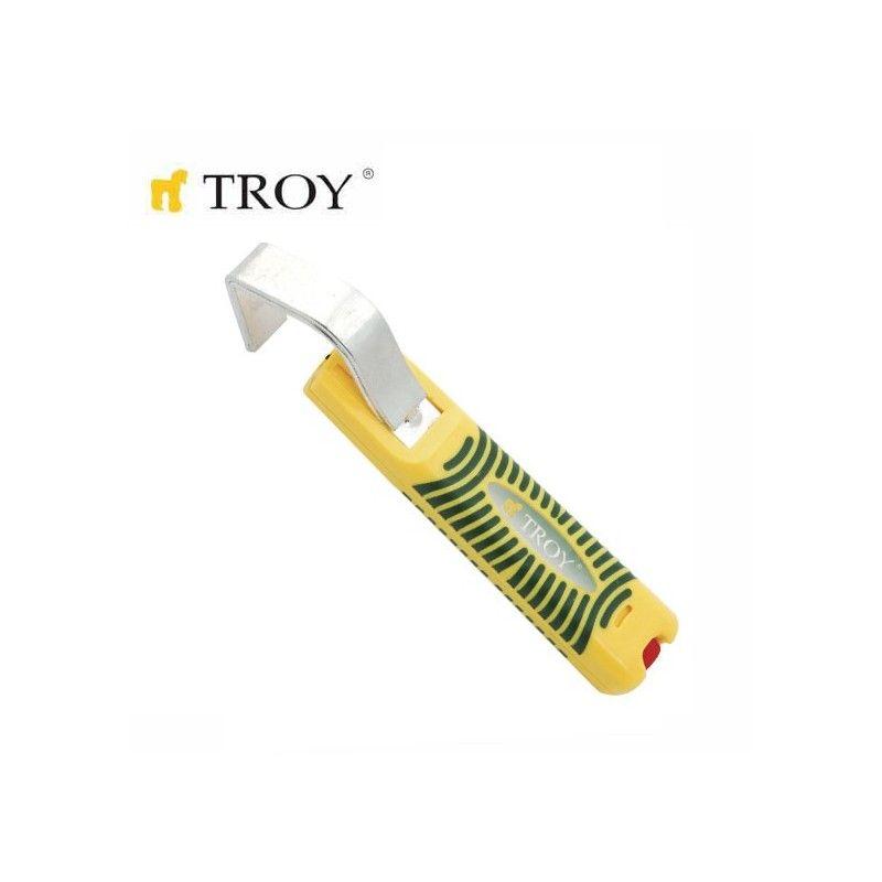 Инструмент за оголване на кабели Ø 27-47 мм / Troy 24003 /