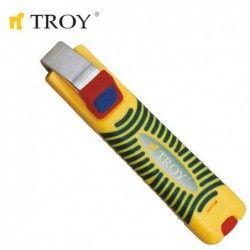 TROY 24004 Kablo Sıyırıcı Ø...
