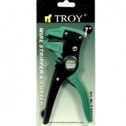 Cable Stripper Self Adjusting  / TROY 24007 / 2