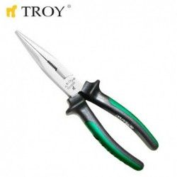 Straight-Nose Pliers, 160 mm / Troy 21026 / 1