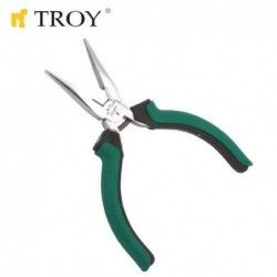 Electricians Straight Plier, 130mm / Troy 21053 / 1