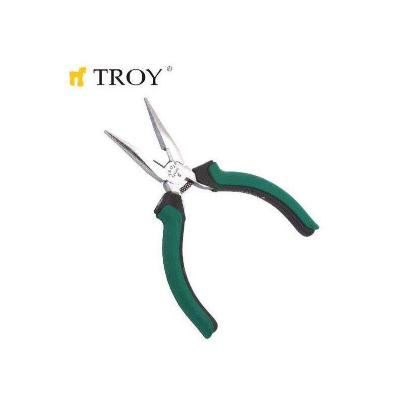 Electricians Straight Plier, 130mm / Troy 21053 /