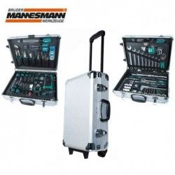 Mannesmann Tool Set in Alu-Trolley 159 Pieces / Mannesmann 29077 / 3