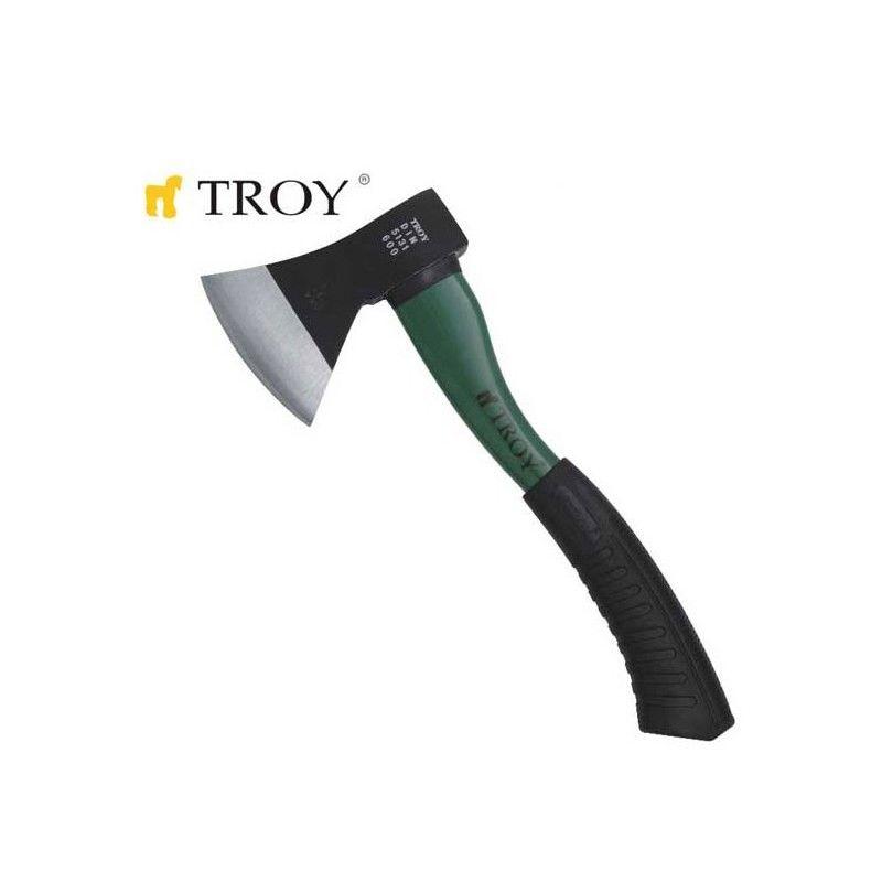 Брадва с дръжка от фибростъкло 600гр   / TROY  27220 /