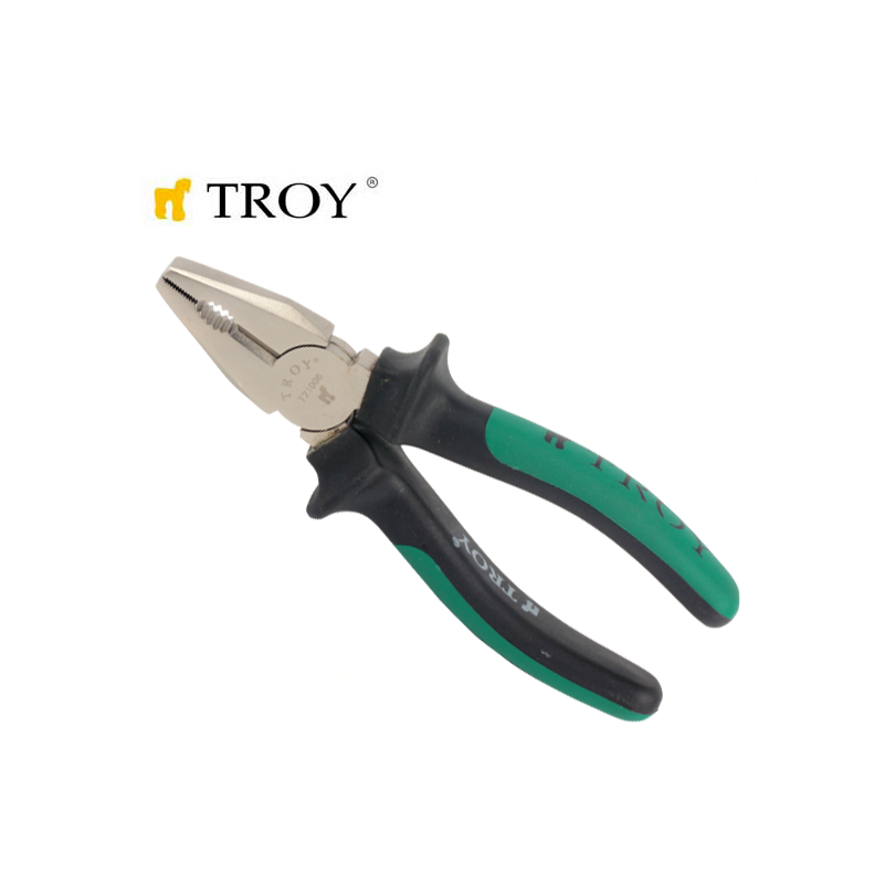 Combination Plier 160 mm / TROY 21006 /