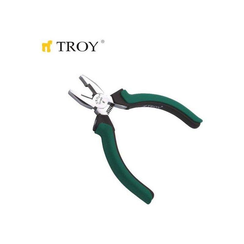 TROY 21052 Elektronikçi Pense 115mm