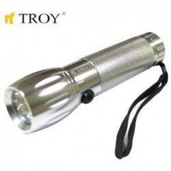 Aluminium Flashlight / Troy 28092 / 2