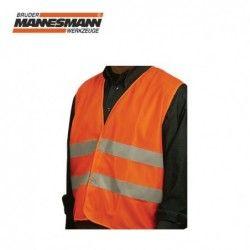Safety vest, orange / Mannesmann 01550 /