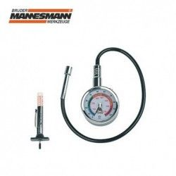 Tyre pressure gauge set