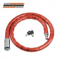 Motorbike chain lock, 125cm