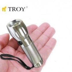 Aluminium Flashlight / Troy 28092 / 3