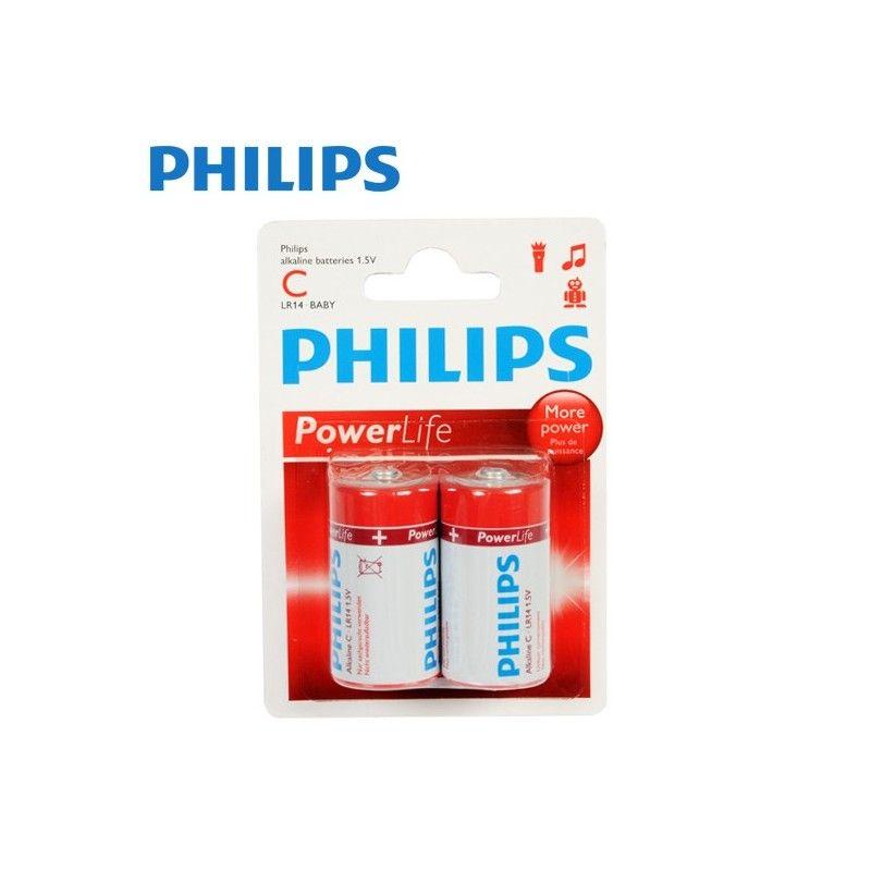 Батерии Philips C 2бр.