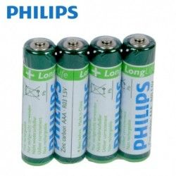 Batteries Philips AA 4pcs.