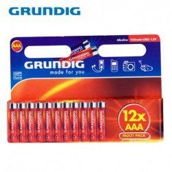Батерии GRUNDIG AAA LR3 12бр.