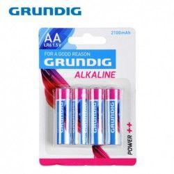 Baterii  GRUNDIG АА , 4 bucăți