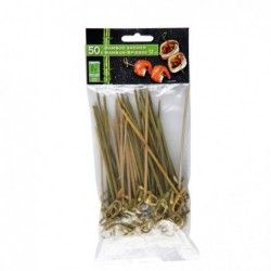 Бамбукови шишчета 50бр в пакет