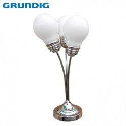 Тройна настолна лампа 54 cm / GRUNDIG 8711252487250 /