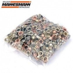Eyelets 200 pcs. for pliers...