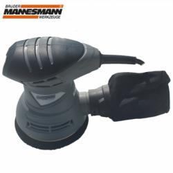 Ексцентрикова шлифовъчна машина, 240 W, Ф 125 мм / Mannesmann 12340 /