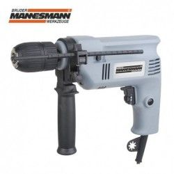 Electronic percussion drill / Mannesmann 12507 / 650W, Diameter 13 mm