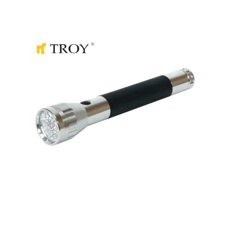 Aluminium Flashlight