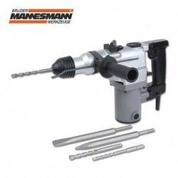 Комплект ударна къртачна бормашина / Mannesmann 12590 /, 850W, SDS
