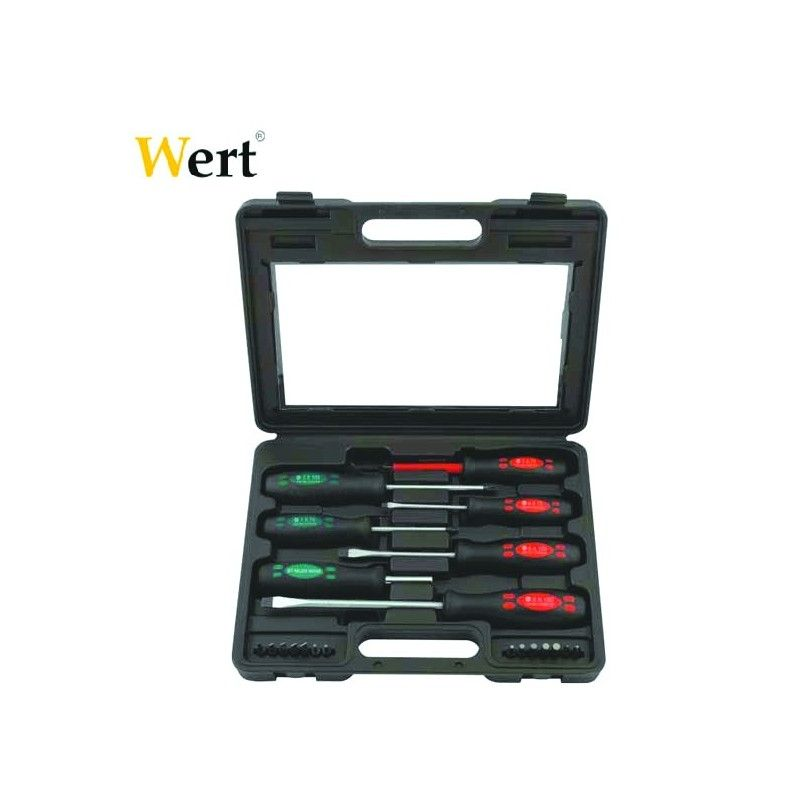 Screwdriver Bit Set 21 Pcs / WERT 2230 / WERT - 1