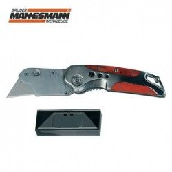 Folding knife with 5 blades