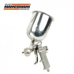 Pneumatic painting spray gun 1.2 mm nozzle / Mannesmann 1540 /