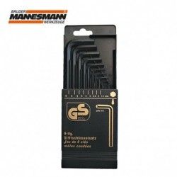 Professional hex key set 9...