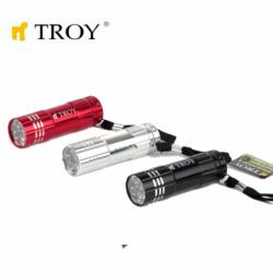 Aluminium Flashlight 24 Pcs in Display Box 3
