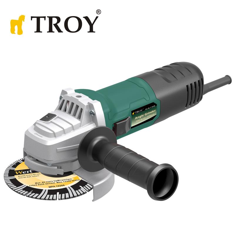 Ъглошлайф / Troy 12125 / - 125 мм, 900W