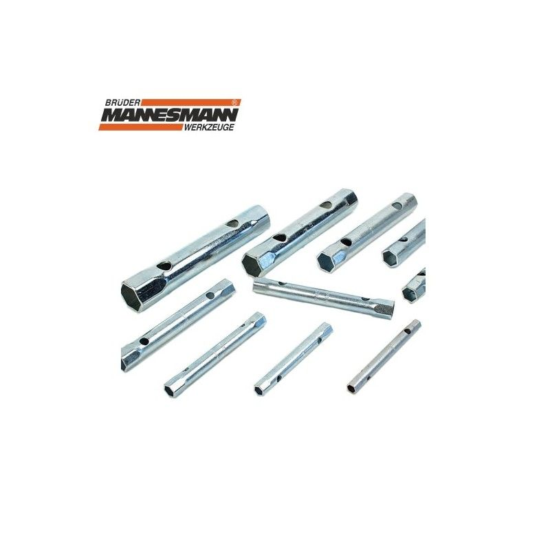 Шестостенен тръбен ключ 8х9 мм / MANNESMANN  265-08х09 /