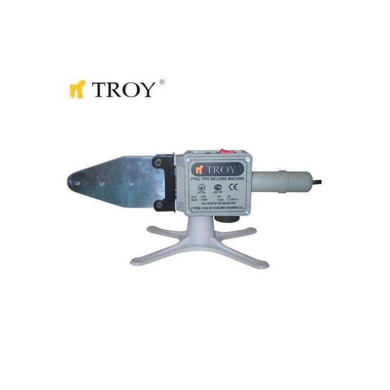 Поялник за полипропиленови тръби / Troy 19910 / 1500 W