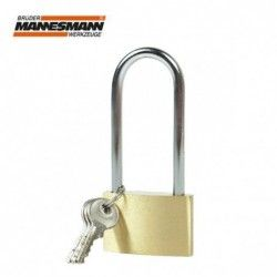 Padlock 40 mm and 63 mm bracket / Mannesmann 413-40-L /