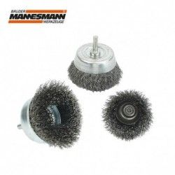 Wire cup brush 50 mm