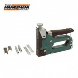 Professional stapler, 4-14 mm / Mannesmann 48410 /