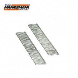 Резервни пирони за такер 10 mm 1000 бр. / Mannesmann 48413 /