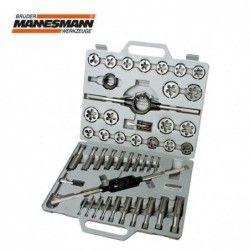 Thread cutting tool set, 45...