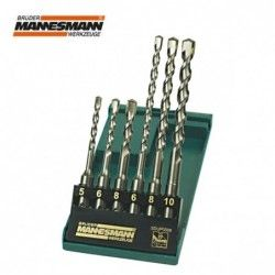 Profi SDS Drill set 6 pieces.
