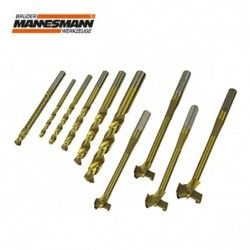 Combination drill set with...