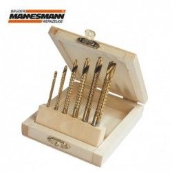 Drill saw set 6 pieces,...