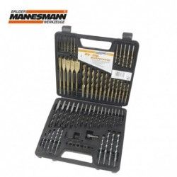 Drill set 60 pieces, for...