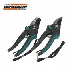 Pruning shears set 2 pieces / Mannesmann 63202 /