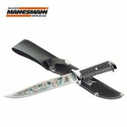 Нож в калъф, 150 мм  / Mannesmann 645-10 /