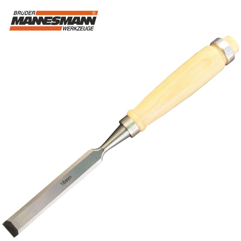 Дърводелско длето, 16 мм / Mannesmann 666-16 /