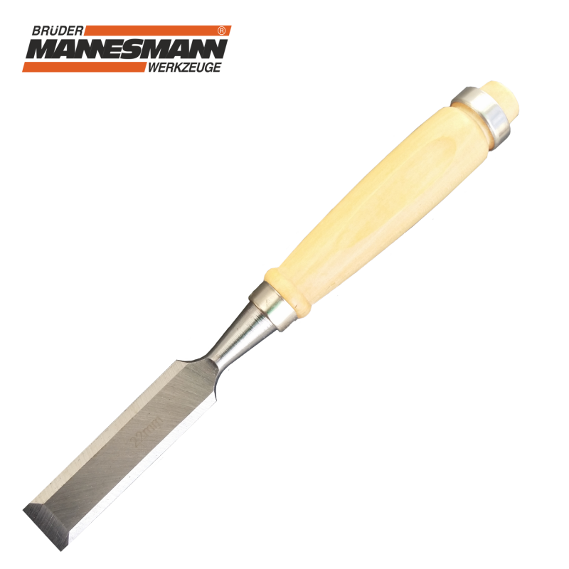 Дърводелско длето, 22 мм / Mannesmann 666-22 /